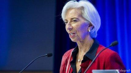 Лагард назвала торговые конфликты главной угрозой для мировой экономики
