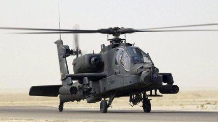 На востоке Афганистана потерпел крушение вертолет