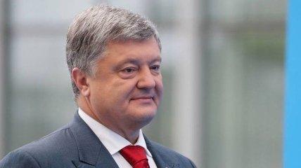 Порошенко принял послов пяти государств