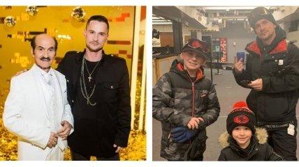 Сын Чапкиса показал своих детей: как выглядят внуки украинского хореографа (фото)
