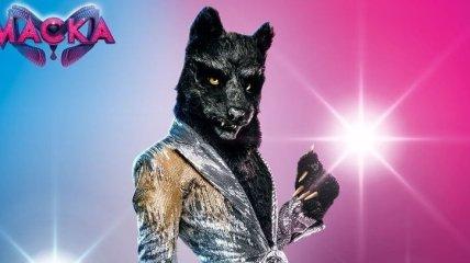 """Шоу """"Маска"""": яркое выступление Волка и разоблачение Мольфара (фото, видео)"""