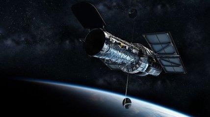 Телескоп Hubbl сделал новое фото спиральной галактики