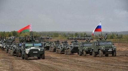 Учения РФ и Беларуси стартовали 10 сентября