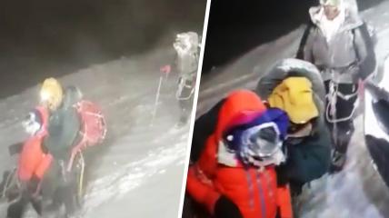 Видимости на Эльбрусе практически не было, у выживших диагностировали обморожения