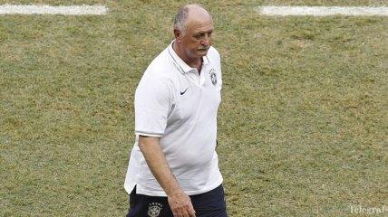 Двойник тренера Бразилии обманул журналистов