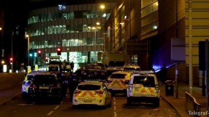 Кровавый теракт в Манчестере