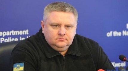Андрей Крищенко остаётся начальником полиции Киева - пресс-служба главка