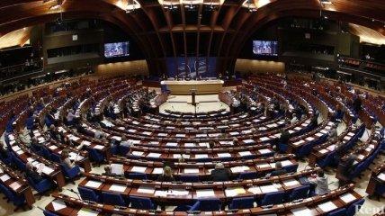 На сессии ПАСЕ обсудят кризис в Украине
