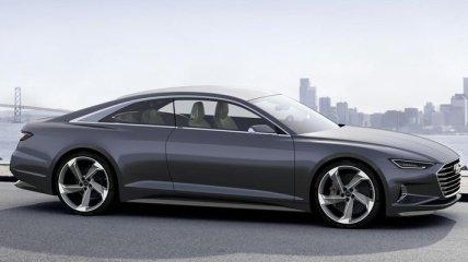 Audi Prologue Piloted Driving способен ездить без водителя