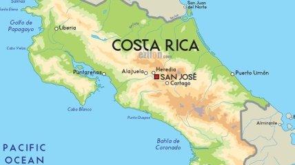 Из-за мощного землетрясения вблизи Коста-Рики возможно цунами