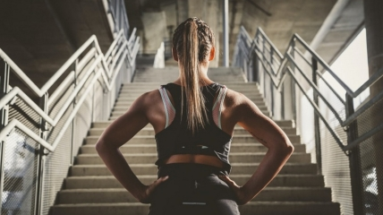 Подъем по ступенькам также полезен для сердца, как и тренировка в зале