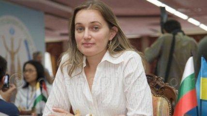 Украинка Гапоненко заняла 4-е место на ЧЕ по шахматам
