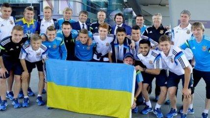 Состав сборной Украины на Евро-2015
