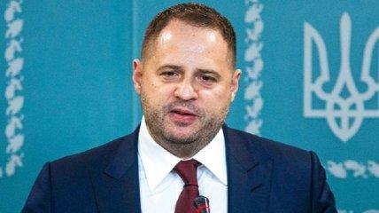 В Украине оценили вероятность увольнения Ермака