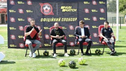 """Parimatch став офіційним спонсором футбольного клубу """"Кривбас"""""""