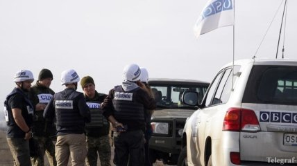 СММ ОБСЕ перебросила дополнительные патрули в Петровское