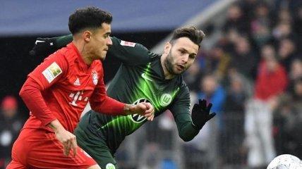 Бавария не спешит покупать Коутиньо