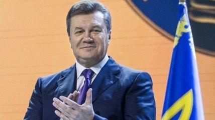 Янукович: 2013 год был для Украины годом испытаний