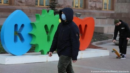 В Киеве в больницы попадают все больше пациентов с COVID-19