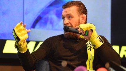 Макгрегор впервые в Украине: все цитаты суперзвезды UFC от котлет по-киевски до Зеленского