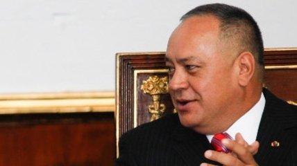 Главу парламента Венесуэлы заподозрили в организации наркотрафика