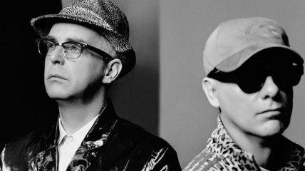 Дуэт Pet Shop Boys презентовали песню из нового альбома (Видео)