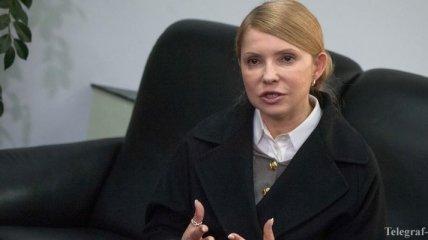 Политолог рассказал, на какой пост претендует Тимошенко
