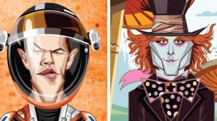 Эволюция знаменитых актеров: как менялись образы любимцев публики