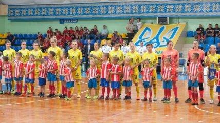 Футзал. Сборная Украины сыграет с Италией
