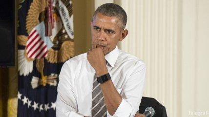 Обама ветировал закон, предусматривающий военную помощь Украине