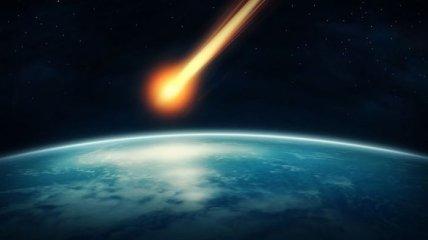 Огромный метеорит сегодня максимально приблизится с Земле