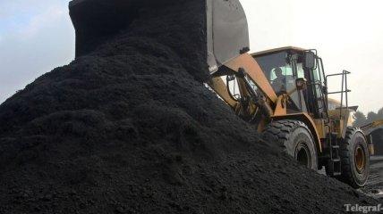 Украина в течение прошлого года закупила 2,3 млн тонн угля