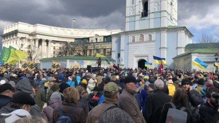 Марш патриотов: в полиции назвали число участников