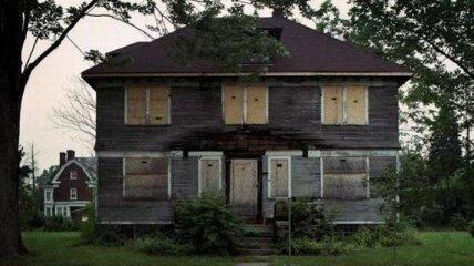 Как выглядят заброшенные дома Детройта (Фото)