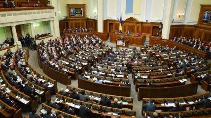 Президент Украины предложил изменить избирательное законодательство