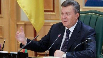 Янукович - о событиях 30 ноября: Мы должны выучить этот урок