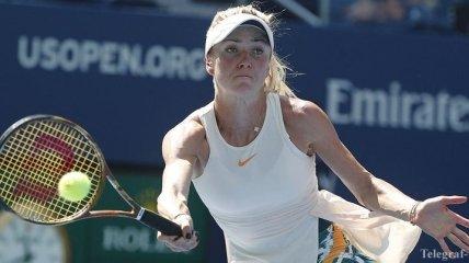 Свитолина узнала свою первую соперницу на турнире в Ухане
