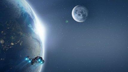 Корпорация Boeing разрабатывает собственный аппарат для высадки на Луну