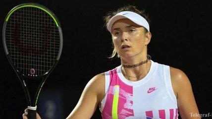 Світоліна вибила другу росіянку на турніру в Римі (Відео)