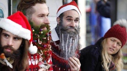 Борода - новый мейнстрим среди мужчин (Фото)