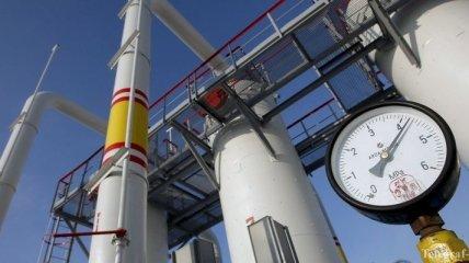 Украина импортировала из Европы 5,1 млрд кубометров газа в 2014 году
