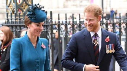 Королевский биограф поведал, как принц Гарри называл Кейт Миддлтон