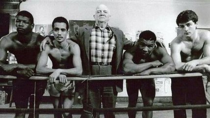 О системе бокса легендарного тренера Майка Тайсона Каса Д'Амато вышла книга