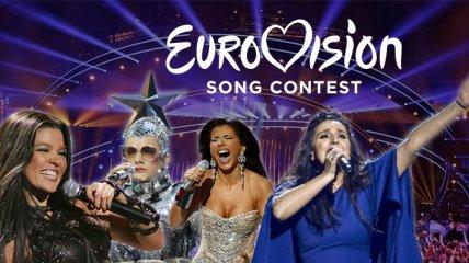 """Две победы и ни одного пропущенного финала: как Украина показала себя на """"Евровидении"""" в разные годы"""