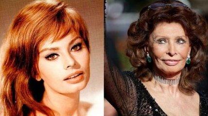 Как время повлияло на признанных красавиц ХХ века