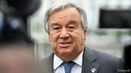 """Генсек ООН во время саммита G7 заявил о """"чрезвычайной климатической ситуации"""""""
