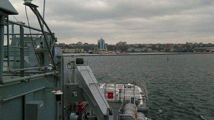 Украина и НАТО проводят морские учения в Черном море