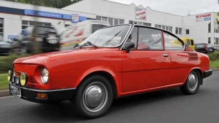 В Сети показали необычную Skoda со спортивным кузовом