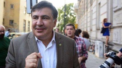 Саакашвили назвал точную дату возвращения в Украину