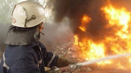 На Кировоградщине во время пожара погибла женщина